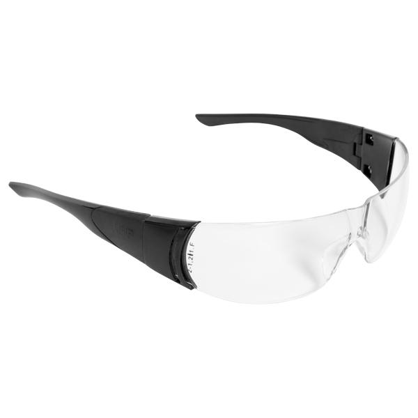 04f88e0b63057c Underworld 8030 Monture noire verres incolores traités anti-rayure UV400