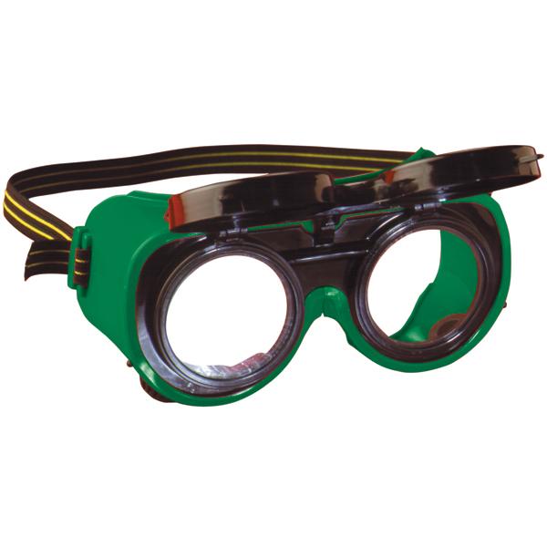 Protection visuelle. Plus de détail · Lunette-masque soudeur relevable GW5  - Vert 7ebcb9420d65